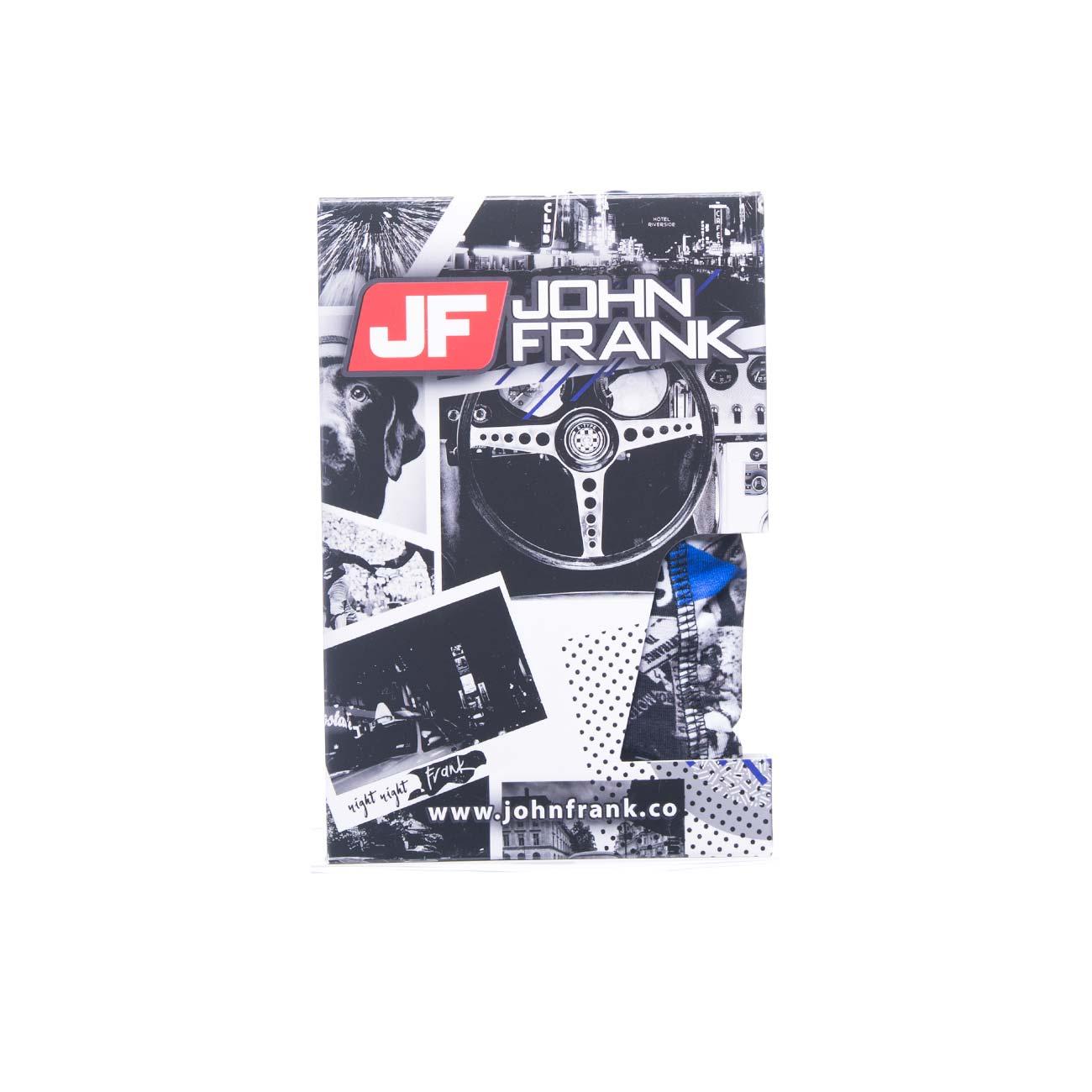 Ανδρικό Boxer John Frank JFBD206-RENO