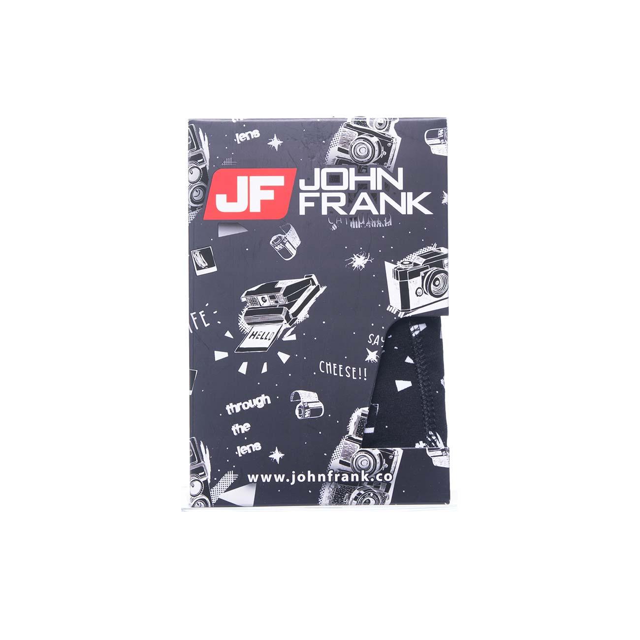 Ανδρικό Boxer John Frank JFBD222-PHOTO