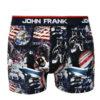 """Ανδρικό Boxer """"Space"""" John Frank (JFB76)"""
