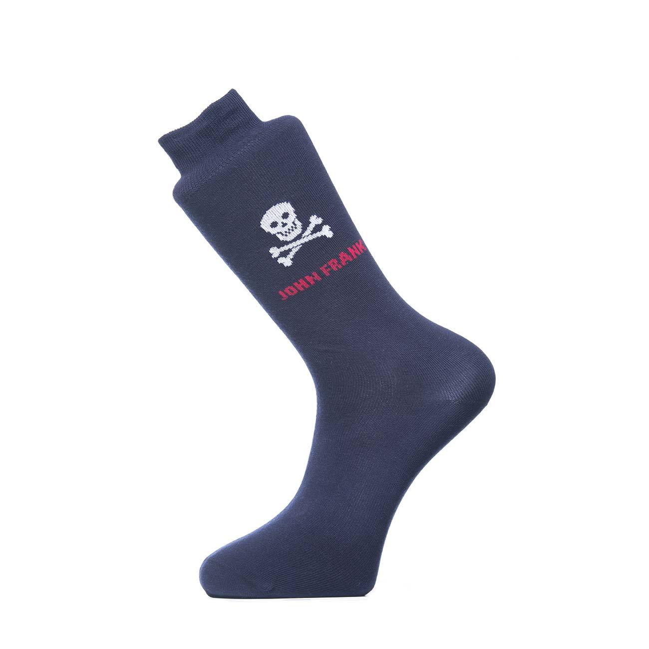 Ανδρική κάλτσα John Frank - 3 pack JF3LS17W23