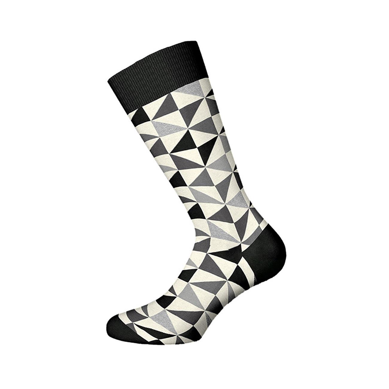 Ανδρική κάλτσα Walk W1064-6-02 πολύχρωμη