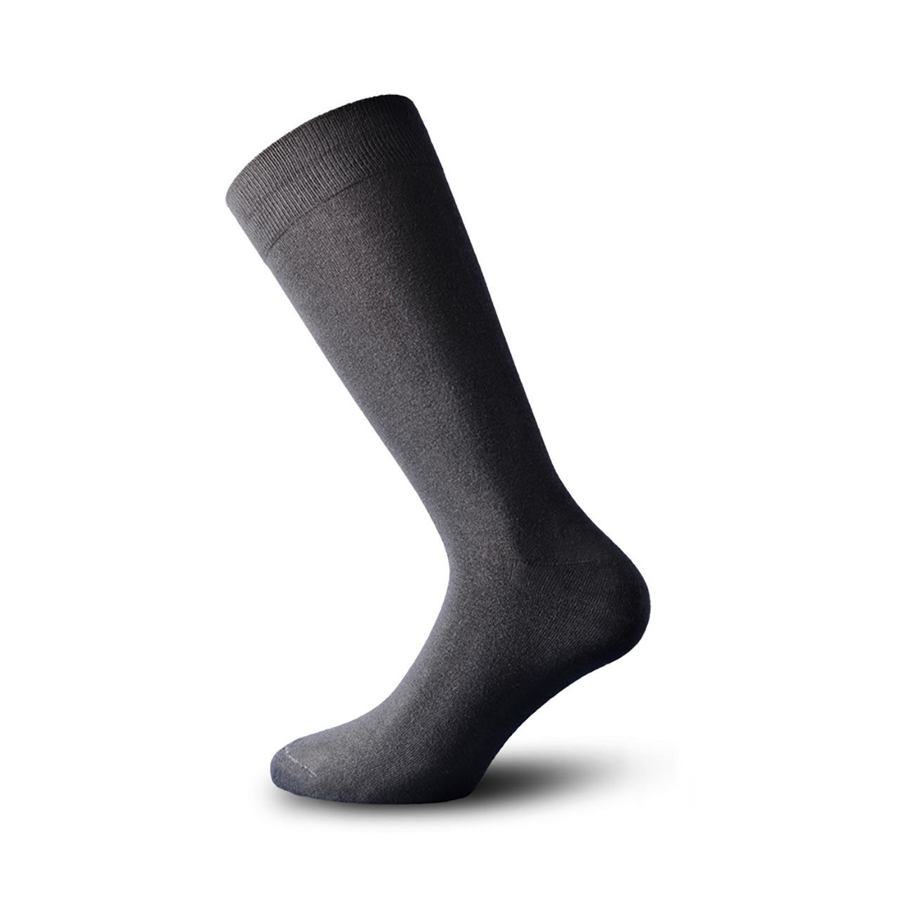 Ανδρική κάλτσα bamboo Walk - W304-02 μαύρη