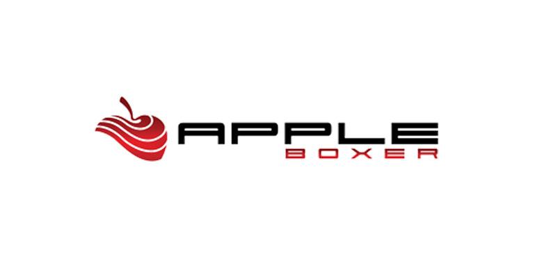 Ανδρικό Boxer Apple 0110958 - Μαύρο