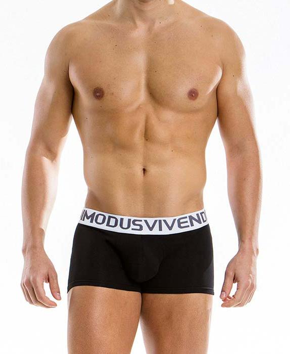 Ανδρικό Boxer Modus Vivendi Μαύρο - 18521