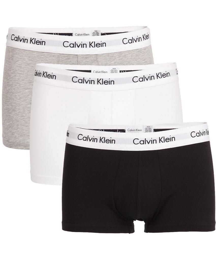 Ανδρικό boxer Calvin Klein u2664G-998 - 3 pack