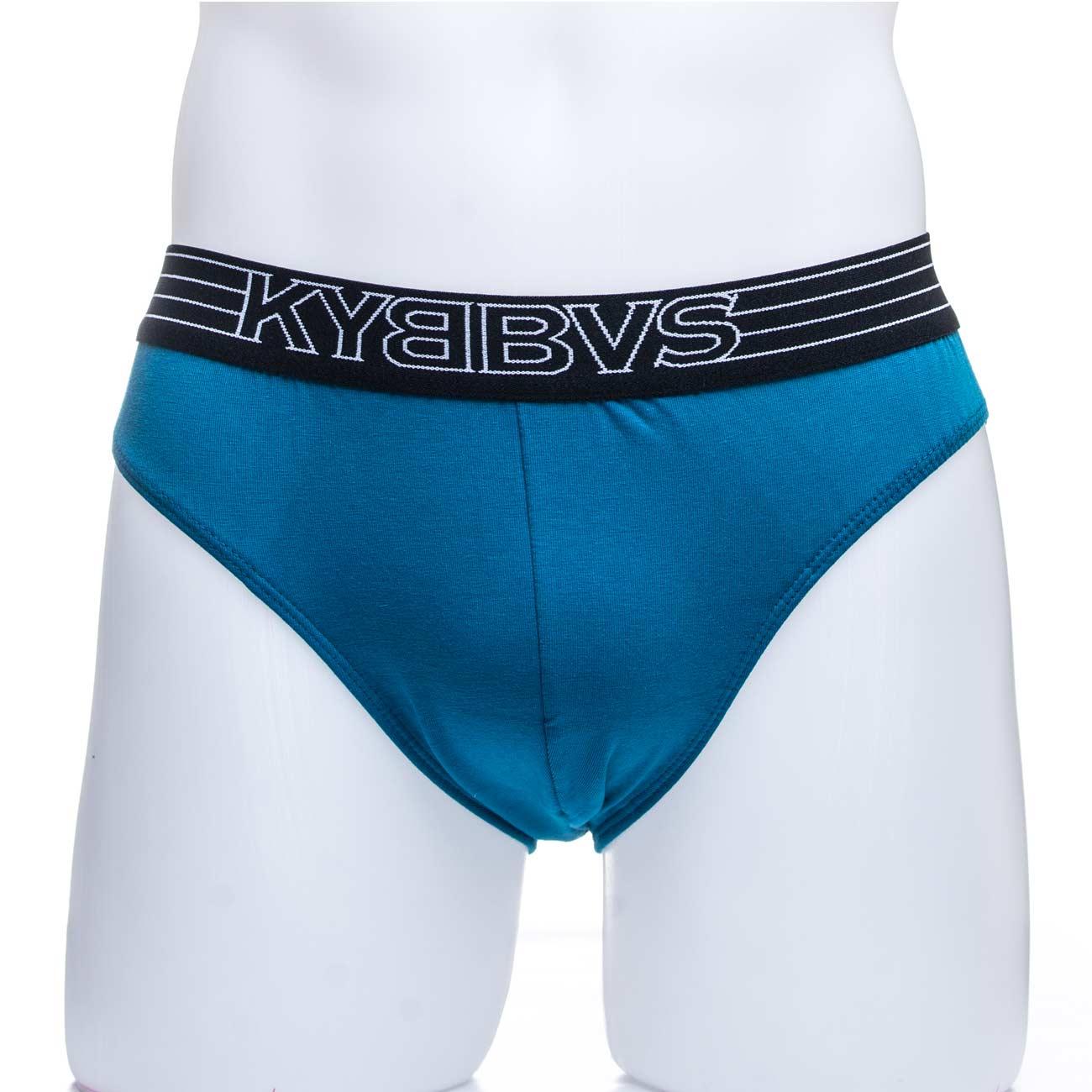 Ανδρικό Slip Kybbus - 996 μαύρο