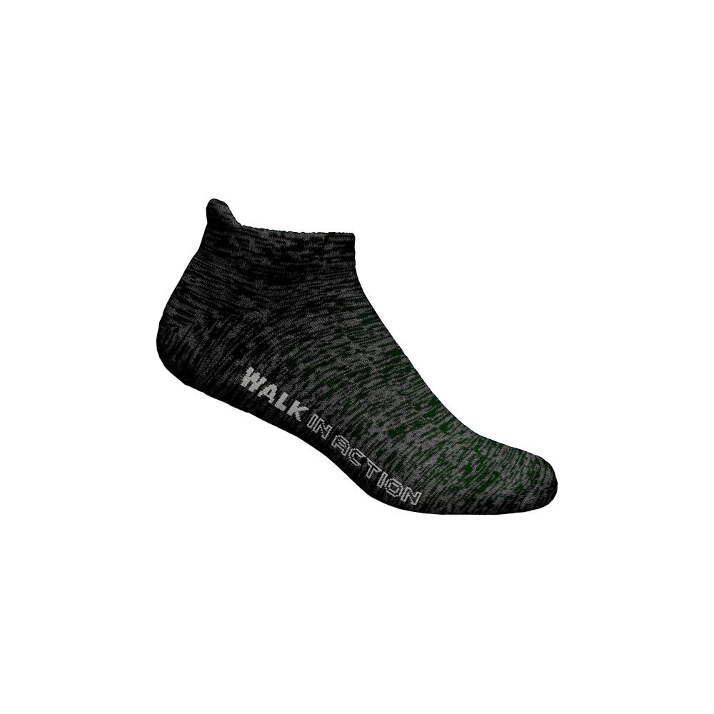 Ανδρική κάλτσα κοφτή Walk - w124-2