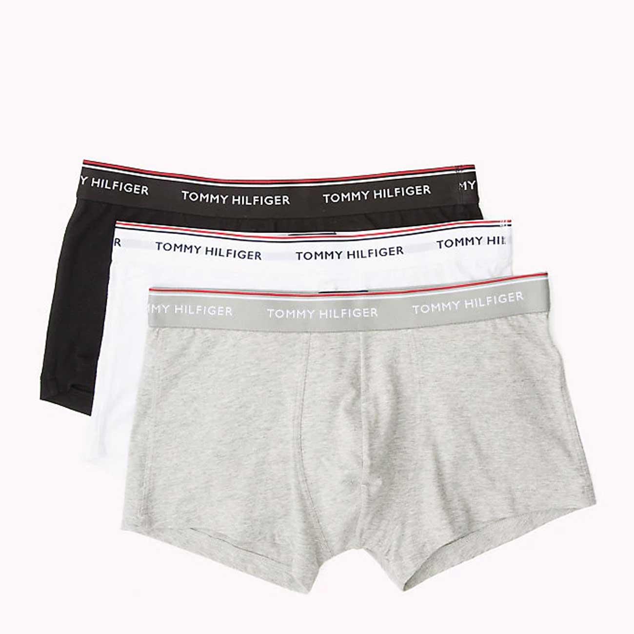 Ανδρικό Boxer Tommy Hilfiger 3pack - 1U87903842-004