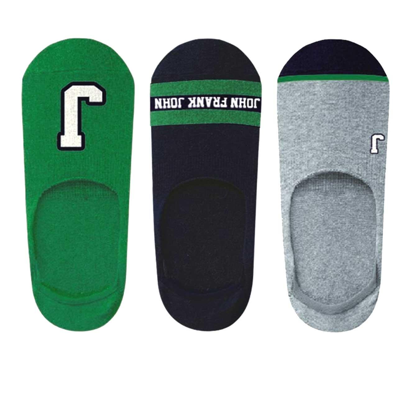 Κάλτσες John Frank 3pack - JF3NS17S31