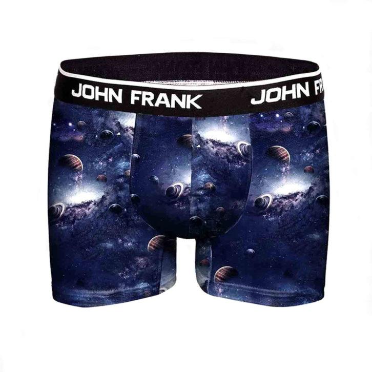 Ανδρικό Boxer John Frank - jfbd227-Deep