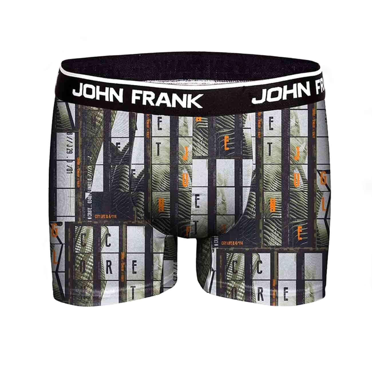 Ανδρικό Boxer John Frank - jfbd231-Scape