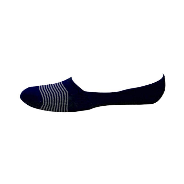 Ανδρική Αόρατη Κάλτσα Bamboo Walk W734-3_75 Μπλε Σκούρο