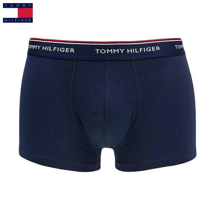 Ανδρικό Boxer Tommy Hilfiger 3pack - 1u87903842-904