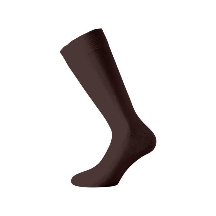 Ανδρική κάλτσα bamboo Walk - W304-16 καφέ