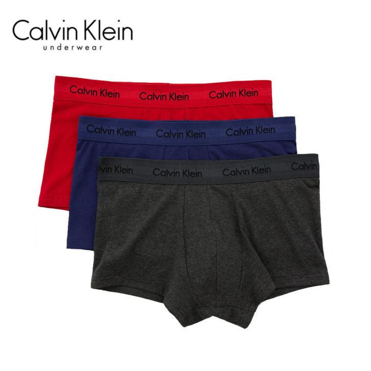 Ανδρικό boxer Calvin Klein u2664g-hwb - 3 pack