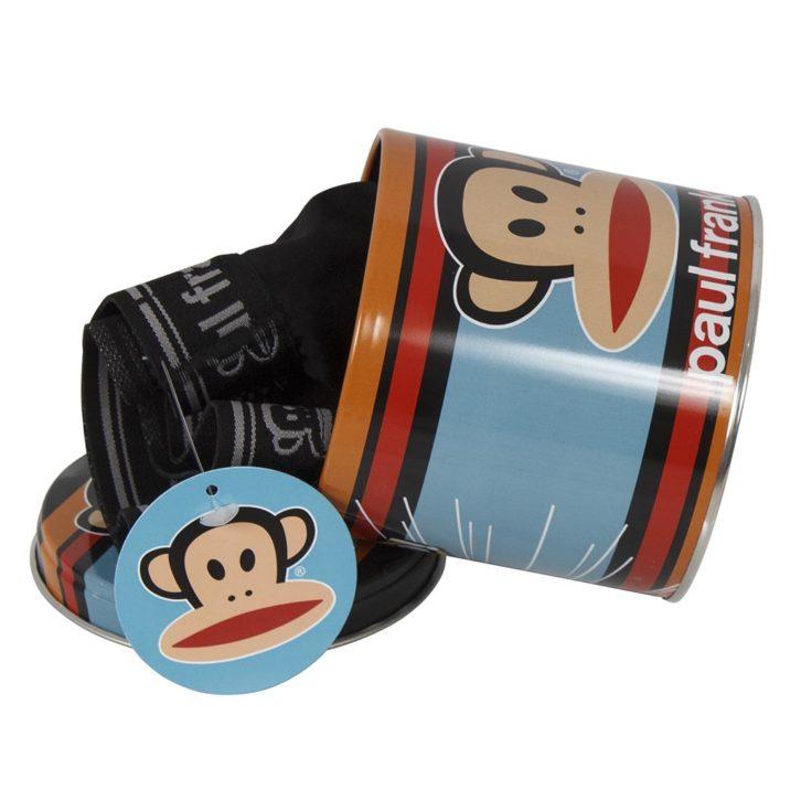 Ανδρικό Boxer Paul Frank 0110254 μαύρο