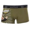 Ανδρικό Boxer Paul Frank 0110251 - Χακί
