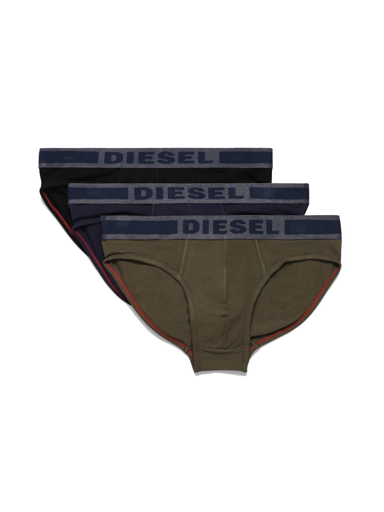 Ανδρικό Σλιπ Diesel 3 pack - 00SH05 0BATB E3952