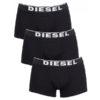 Ανδρικό Boxer Diesel 3pack - 00ST3V-0JKKB-E4101 Μαύρο