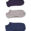 Κάλτσες John Frank 3pack - JF3SS19S04 Πολύχρωμες