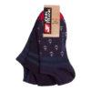 Κάλτσες John Frank 3pack - JF3SS19S21 Μπλε