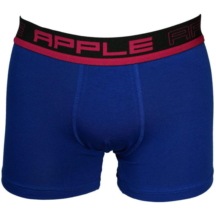 Ανδρικό boxer Apple 0110950-1 Mπλε