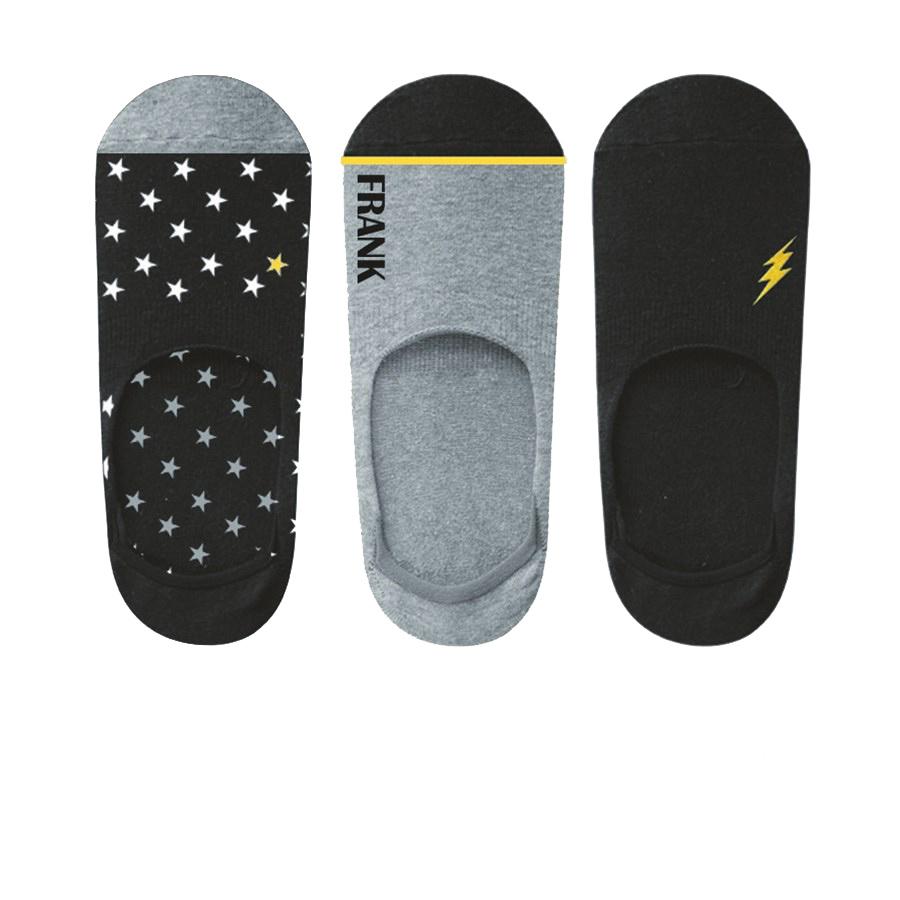 Κάλτσες John Frank 3pack - JF3NS17S24 Πολύχρωμες