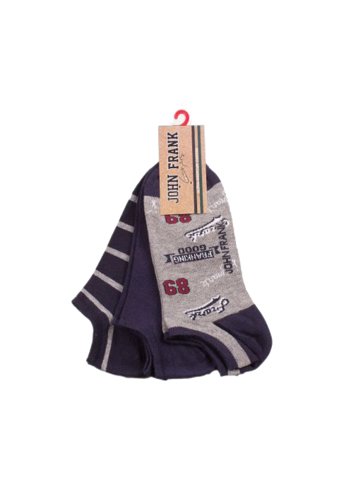 Κάλτσες John Frank 3pack - JF3SSCA19S31 Πολύχρωμες