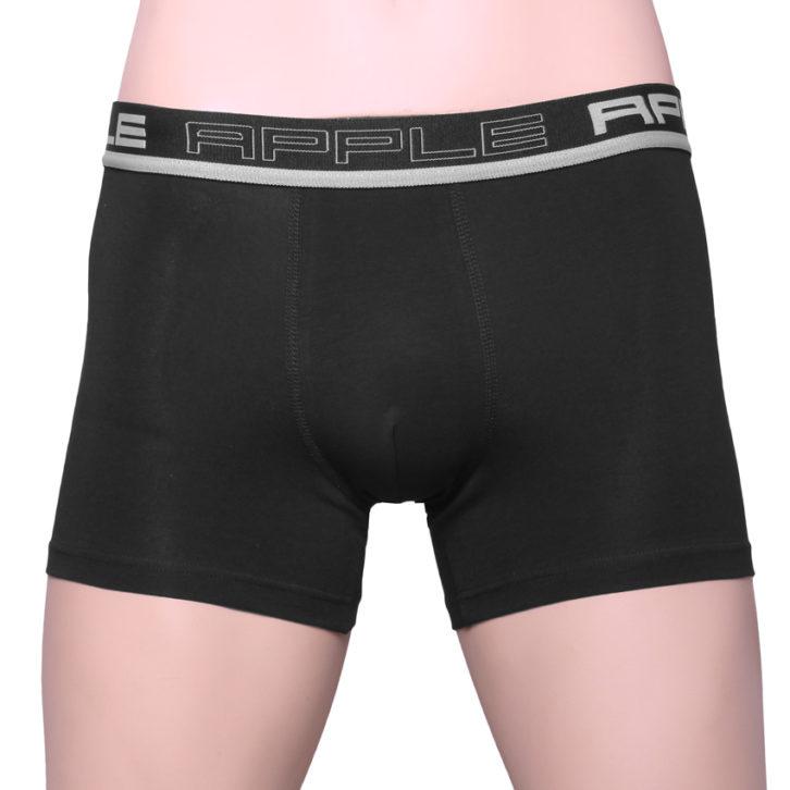 Ανδρικό boxer Apple 0110950-2 Μαύρο