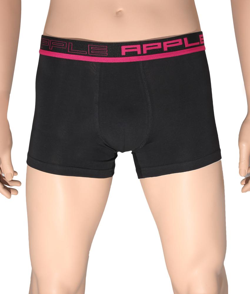 Ανδρικό boxer Apple 0110950 Μαύρο