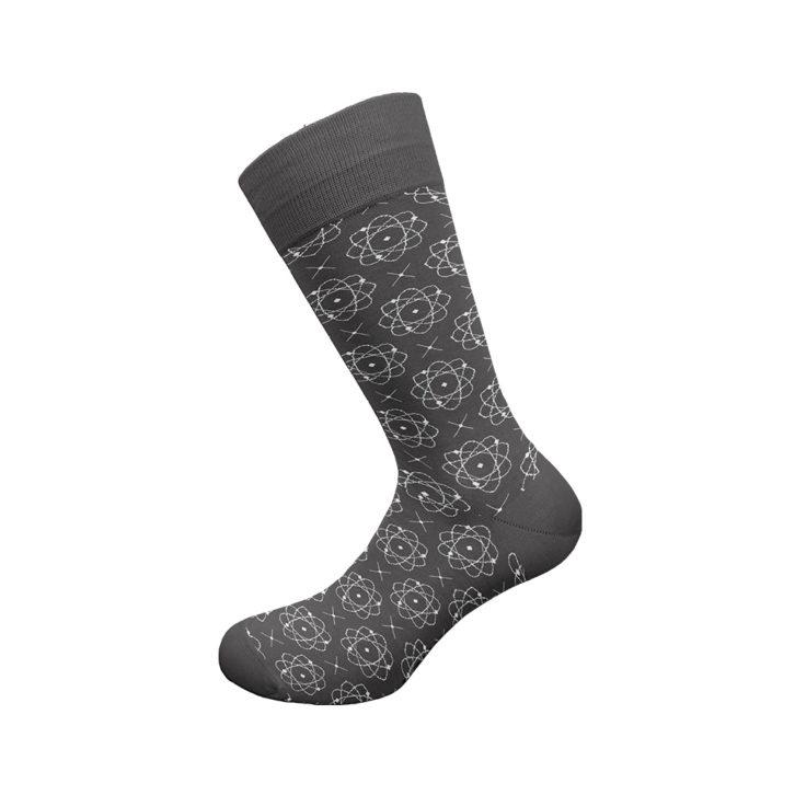 Ανδρική κάλτσα bamboo Walk - W304-10 Γκρι