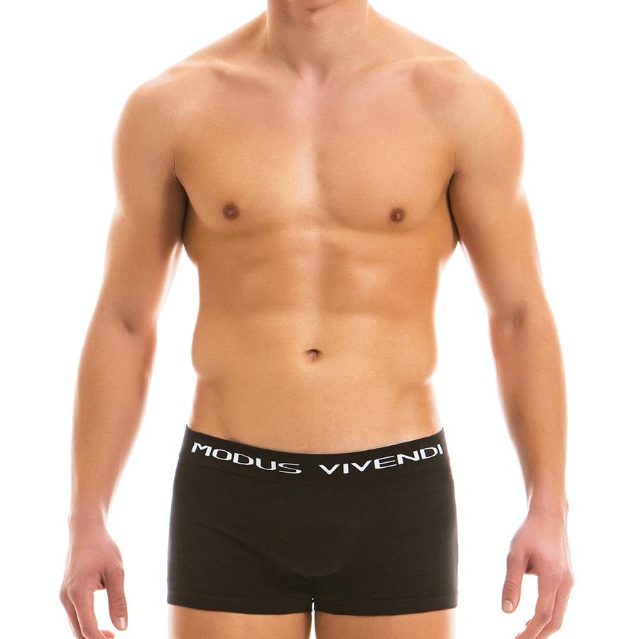 Ανδρικό Boxer Modus Vivendi 09921_black Μαύρο