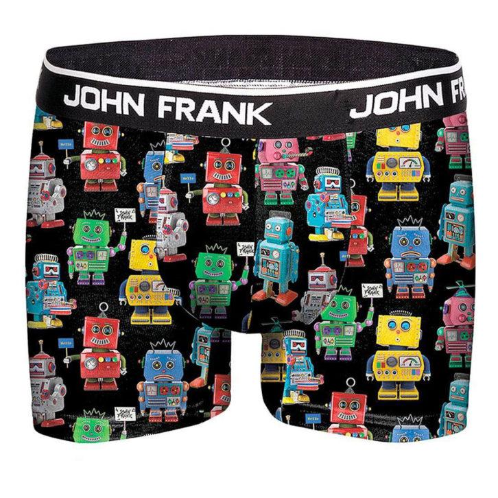 Ανδρικό Boxer John Frank - JFBD285 - Πολύχρωμο