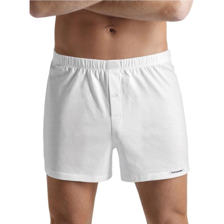 Ανδρικό Boxer Guy Laroche - GL145 - Λευκό