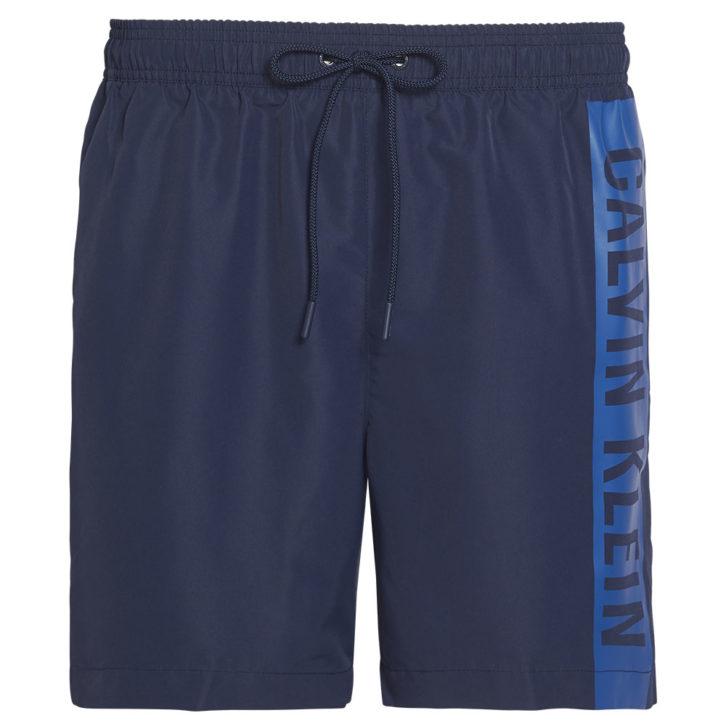 Ανδρικό Μαγιό Σορτς Calvin Klein - KM0KM00437-CBK - Μπλε