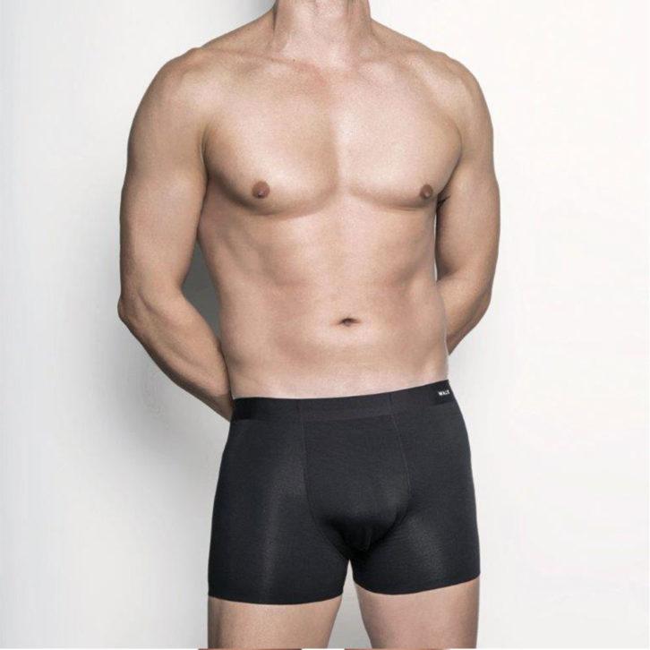 Ανδρικό Boxer Walk Bamboo Skinny Fit W1771 - Μαύρο