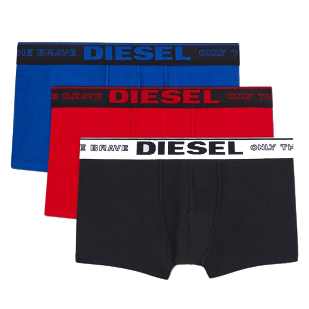 Ανδρικό Boxer Diesel 3pack - 00ST3V-0TAWB-E5257 - Πολύχρωμο,