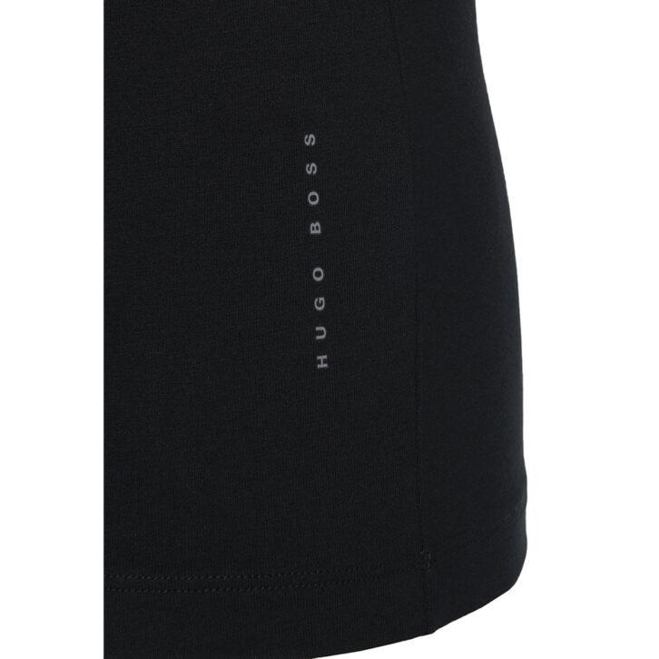 Ανδρική φανέλα Hugo Boss 2-Pack Slim Fit - 50325407 - Μαύρη
