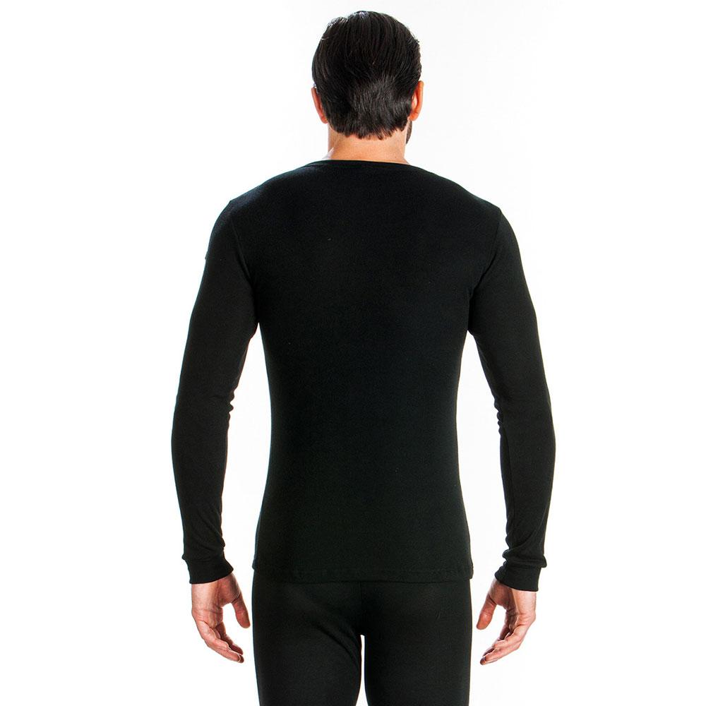 Ανδρική μπλούζα ισοθερμική Minerva  90-10312  Μαύρη