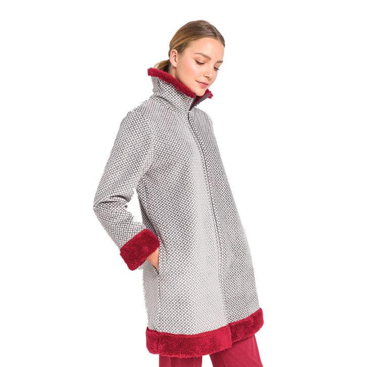 Γυναικεία Ρόμπα Vamp Fleece 13058 Πολύχρωμη
