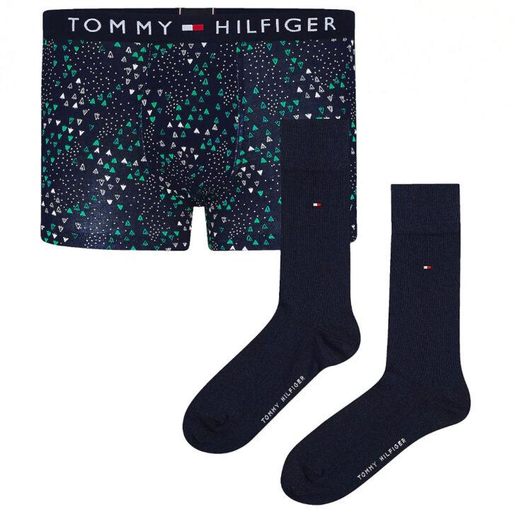 Ανδρικό Boxer Tommy Hilfiger UM0UM01996-0ST  Μπλε