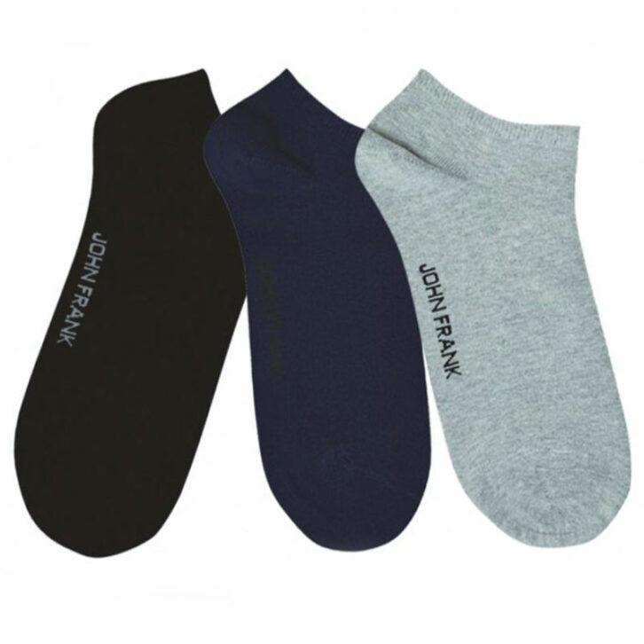Κάλτσες John Frank 3pack  JF3SS19S03 Πολύχρωμες
