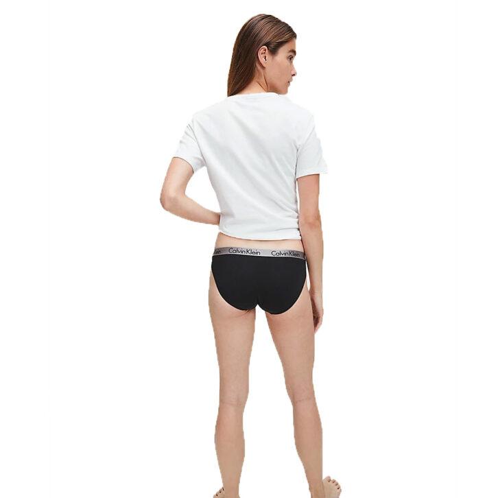 Γυναικείο Σλιπ Calvin Klein 3 pack - QD3589E-8VG  - Πολύχρωμο