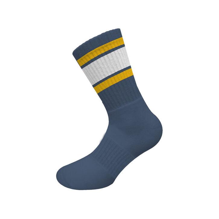 Ανδρικές Αθλητικές Βαμβακερές Κάλτσες Walk W1211-5-06 Μπλε