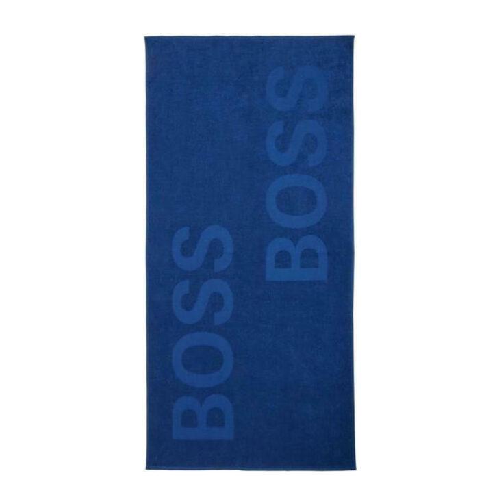 Πετσέτα Θαλάσσης HUGO BOSS 50446614-423 Μπλε