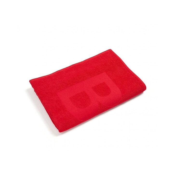 Πετσέτα Θαλάσσης HUGO BOSS 50446614-628 Κόκκινο
