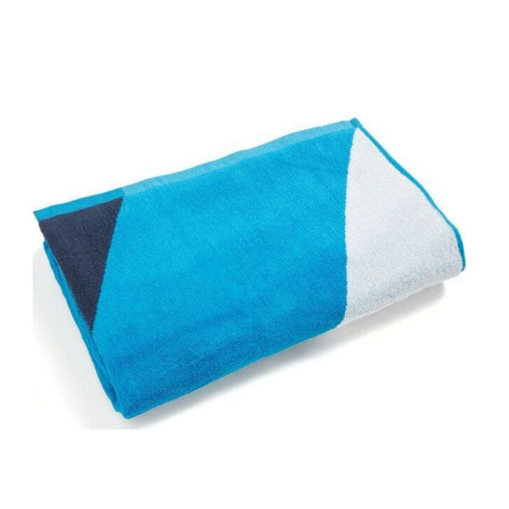 Πετσέτα Θαλάσσης HUGO BOSS (90 x 180cm) 50449662-438  Πολύχρωμο