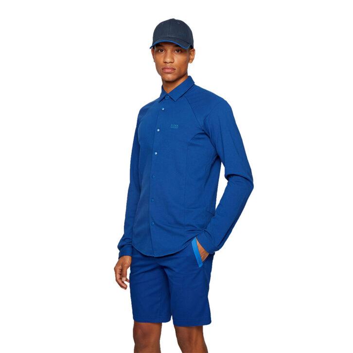 Ανδρικό Καπέλο HUGO BOSS 50451245-412 Μπλε