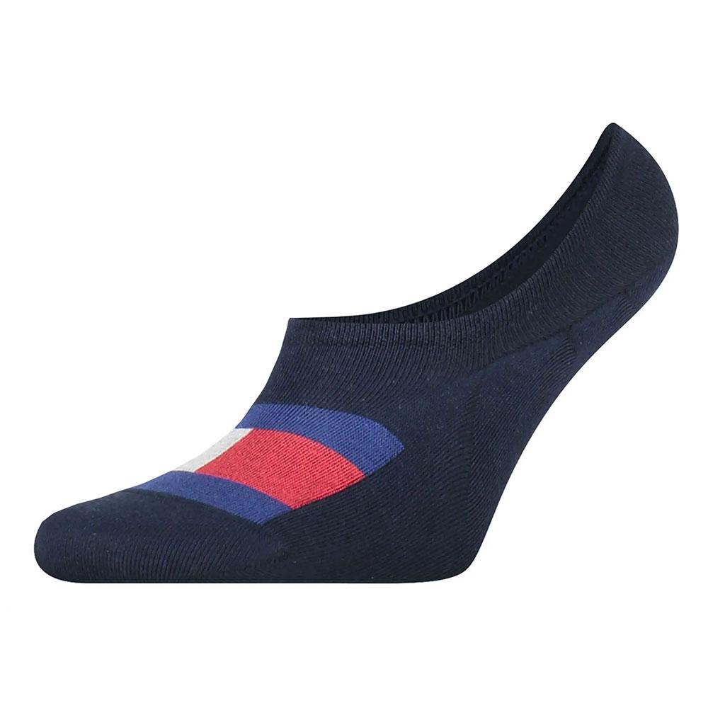 Ανδρικές Αόρατες Κάλτσες 2pack Tommy Hilfiger 100002662-003 Μπλε Σκούρο