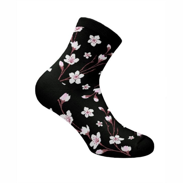Γυναικείες Κάλτσες Bamboo Walk W333-12-02 Πολύχρωμο
